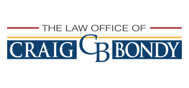 The Law Office of Craig Bondy: Logo