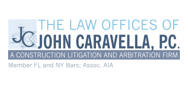 The Law Offices of John Caravella: Logo