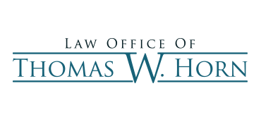 The Law Office of Thomas W Horn: Logo