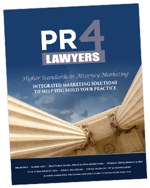 PR4Lawyers Brochure